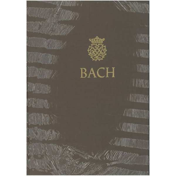 Bach J.S. - French Suites (6) (BWV812-817: 814, 815a) (Urtext).