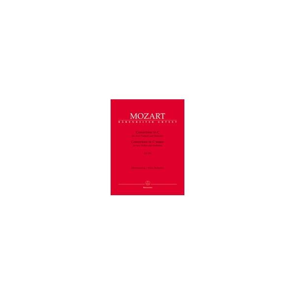 Mozart W.A. - Concertone in C (K.190) (Urtext).
