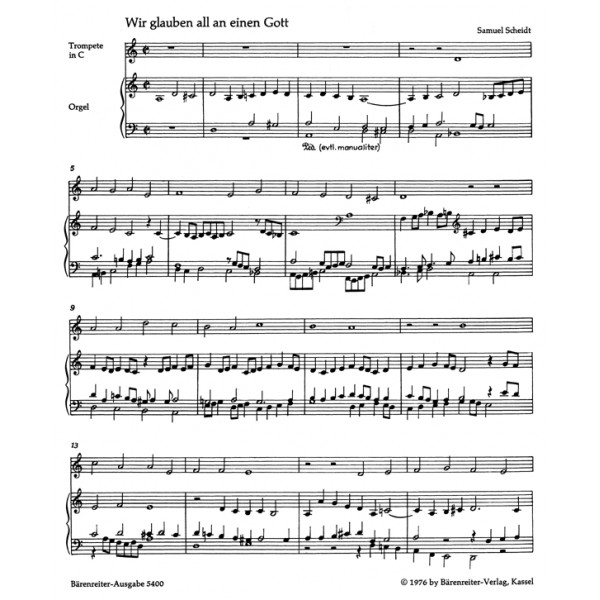 Various Composers - Chorales by old Masters (9).