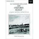 An Oxford Elegy - Vaughan Williams, Ralph