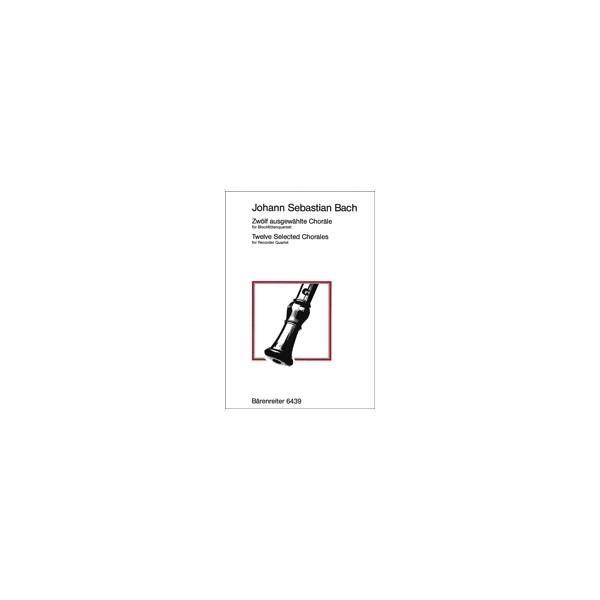 Bach J.S. - Selected Chorales (12)