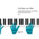 Weber C.M. von - Easy Pieces, Op. 3.