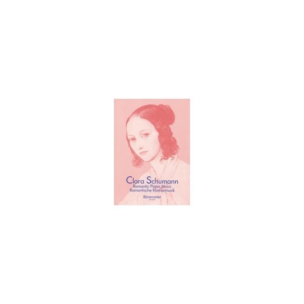 Schumann C. - Romantic Piano Music, Vol. 1. (3 Preludes & Fugues Op.16: