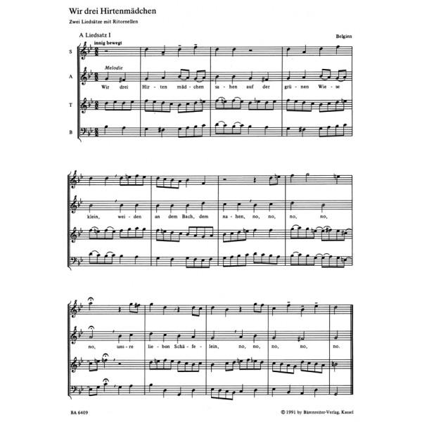 Schweizer R. - Hoert der Engel helle Lieder. Europaische Weihnachtslieder.