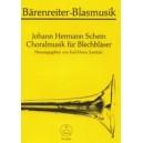 Schein J.H. - Chorale Music for Brass. 19 Pieces.