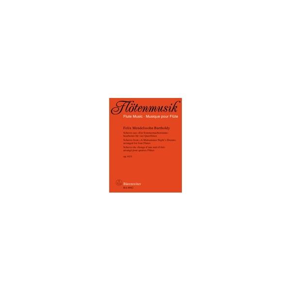 Mendelssohn-Bartholdy F. - Scherzo from A Midsummer Nights Dream, Op.61/ 1.
