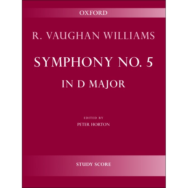 Symphony No. 5 - Vaughan Williams, Ralph