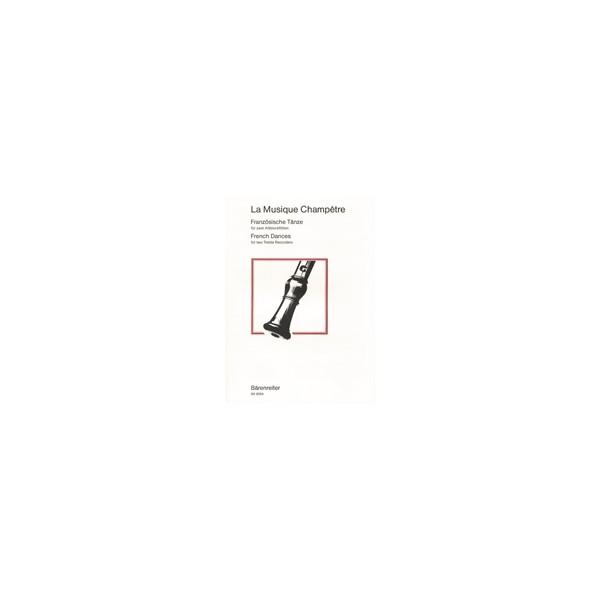 Various Composers - Musique Champetre, La.  French Dances