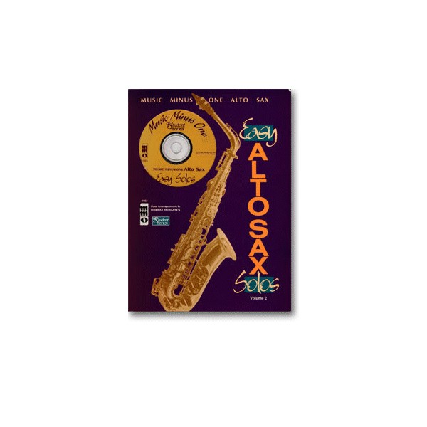 Alto Saxophone Solos: Student Edition, vol. II