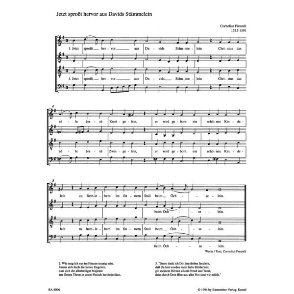 Various Composers - In natali Domini.  10 Christmas Chorlaes.