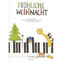 Various Composers - Froehliche Weihnacht. Easy Piano Variations on Christmas Songs.