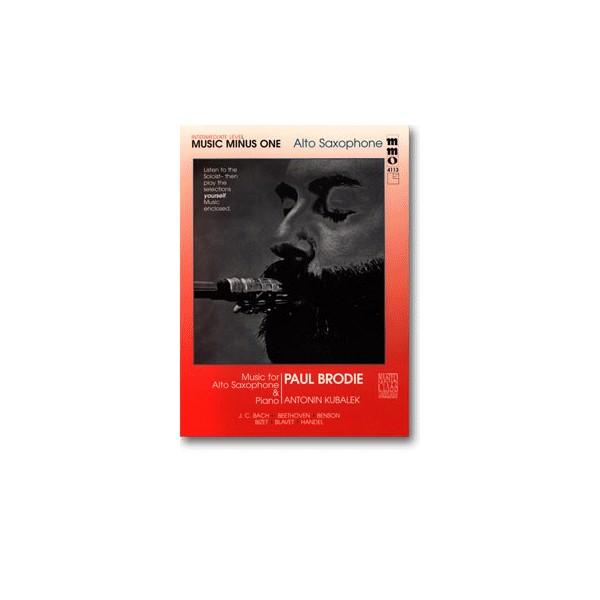 Intermediate Alto Sax Solos, vol. I (Paul Brodie)