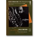 Advanced Alto Sax Solos, vol. III (Paul Brodie)