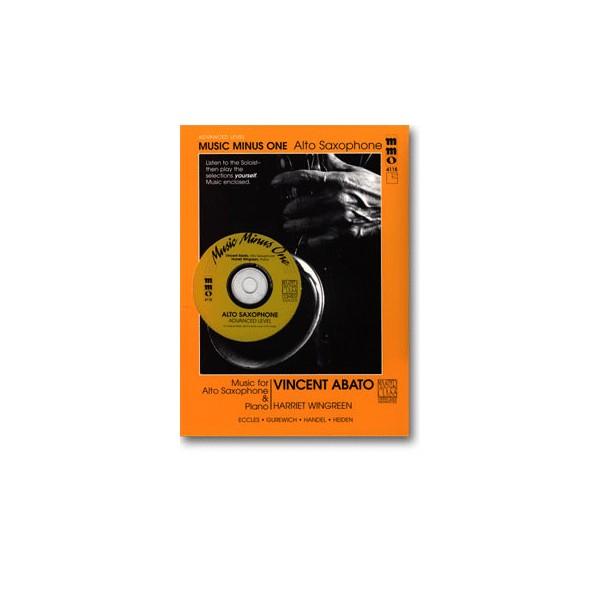 Advanced Alto Sax Solos, vol. IV (Vincent Abato)