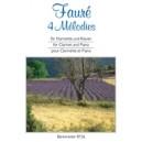 Faure G. - Melodies (4).