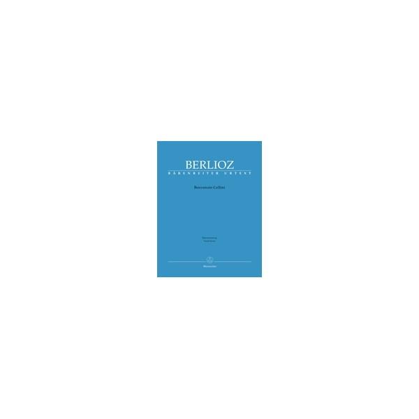 Berlioz H. - Benvenuto Cellini (complete opera) (Urtext) (Fr).