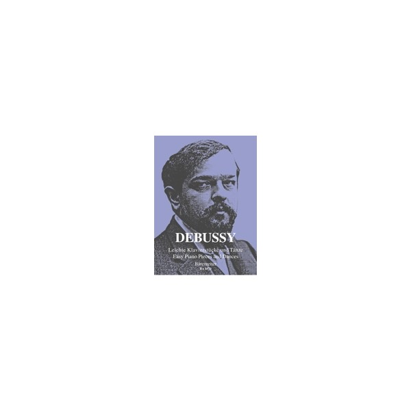Debussy C. - Easy Piano Pieces and Dances.