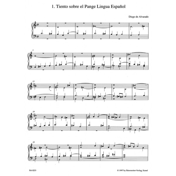 Various Composers - VOX HUMANA Vol. 3. International Organ Music: Spain.
