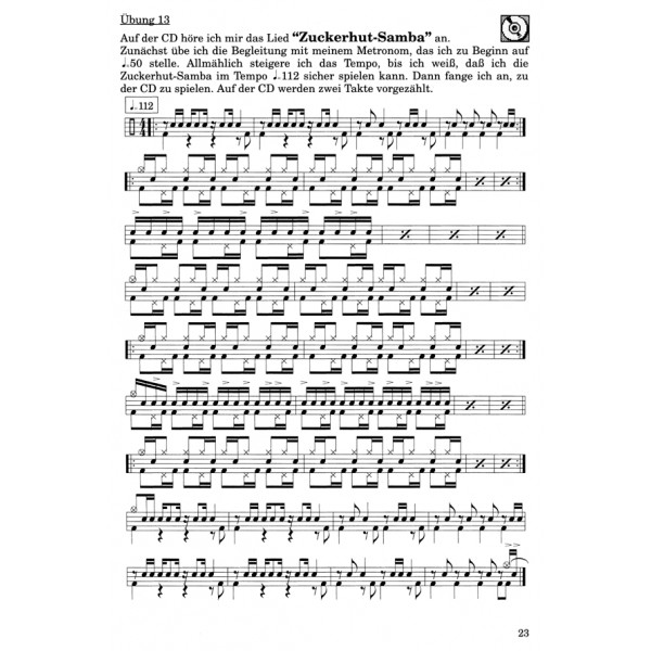 Dahms M. - Percussion Tutor for Children, Vol.2 (G).