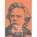 Grieg E.H. - Easy Piano Pieces and Dances.
