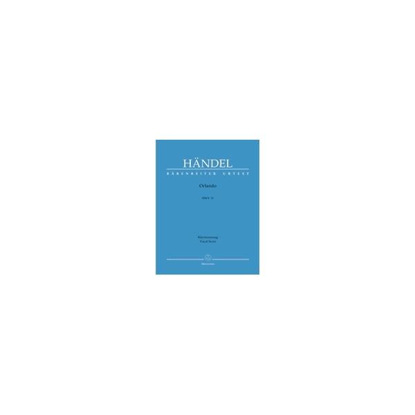 Handel G.F. - Orlando (HWV 31) (It) (Urtext).