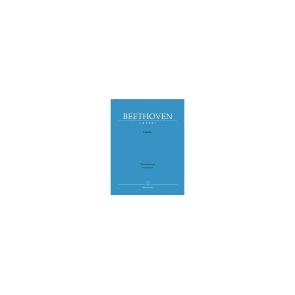 Beethoven L. van - Fidelio. Opera in two Acts Op.72 (G) (Urtext).