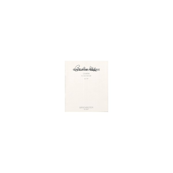 Klebe G. - Chara, Op.134.