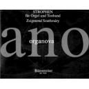 Szathmary Z. - Strophen fuer Orgel und Tonbans (1988/2001).