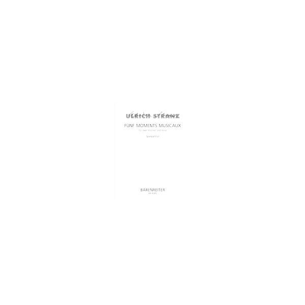 Stranz U. - Moments musicaux (5).
