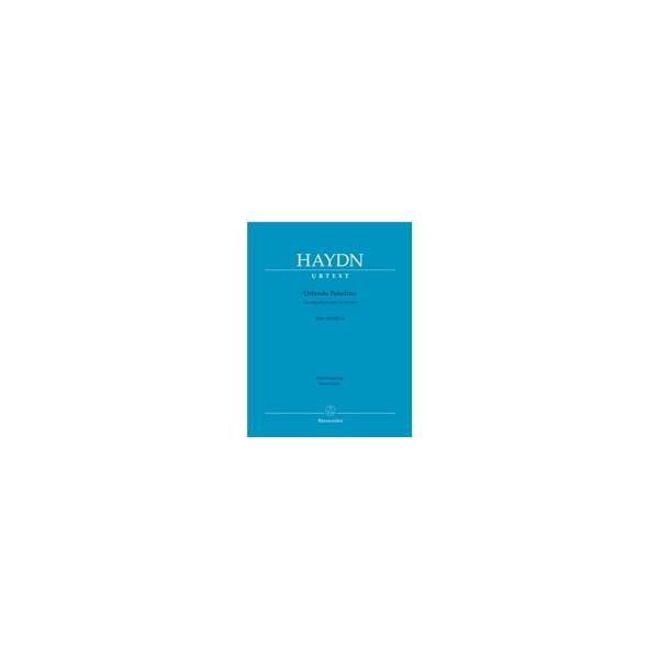Haydn F.J. - Orlando Paladino (Hob.XXVIII:11) (It) (Urtext).