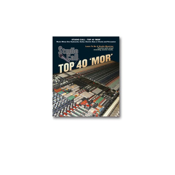 Studio Call: Top 40 MOR (minus Bass/Electric Bass)