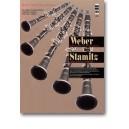 WEBER Concerto No. 1 in F minor, op. 73: STAMITZ Concerto No. 3 in B-flat