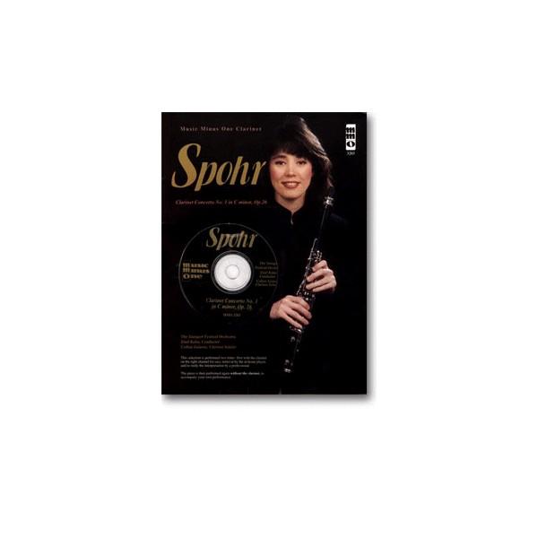 Clarinet Concerto No. 1 in C minor, op. 26 (Digitally Remastered 2 CD set)