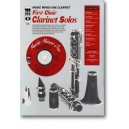 First Chair Clarinet Solos: Orchestral Excerpts