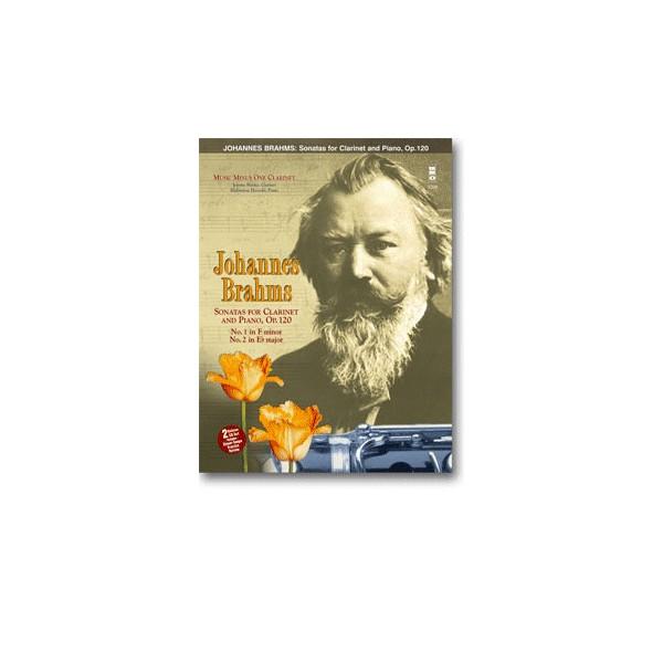 Sonatas in F minor and E-flat, op. 120 (2 CD Set)