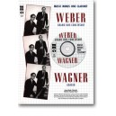 WEBER Grand Duo Concertant: WAGNER Adagio