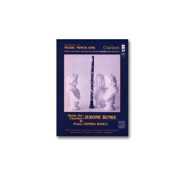 Beginning Clarinet Solos, vol. I (Jerome Bunke)