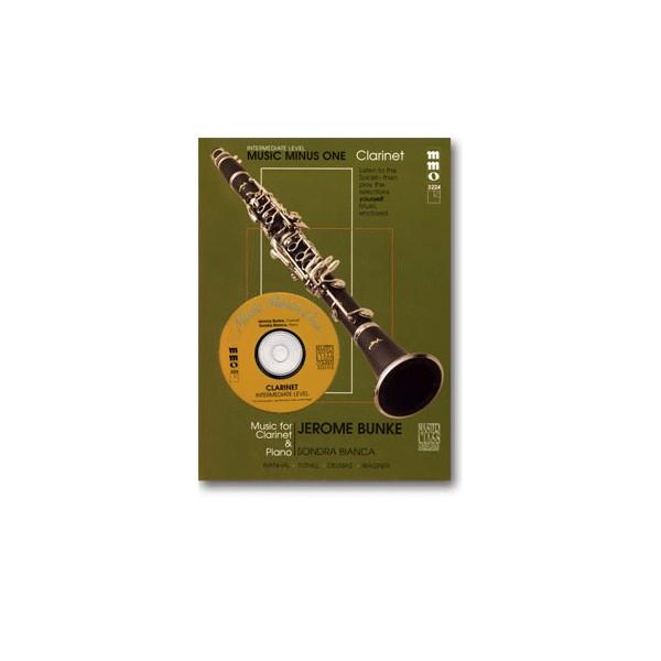 Intermediate Clarinet Solos, vol. II (Jerome Bunke)
