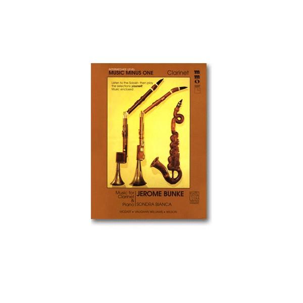 Intermediate Clarinet Solos, vol. III (Stanley Drucker)