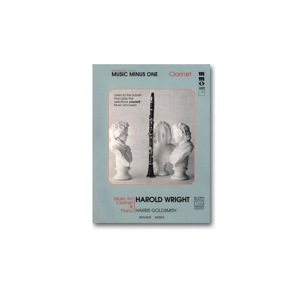 Advanced Clarinet Solos, vol. IV (Harold Wright)