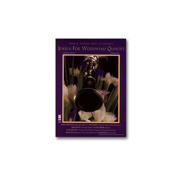 Woodwind Quintets, vol. I: Jewels for Woodwind Quintet