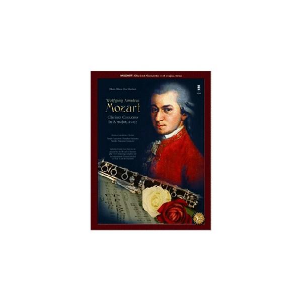 Clarinet Concerto in A, KV622