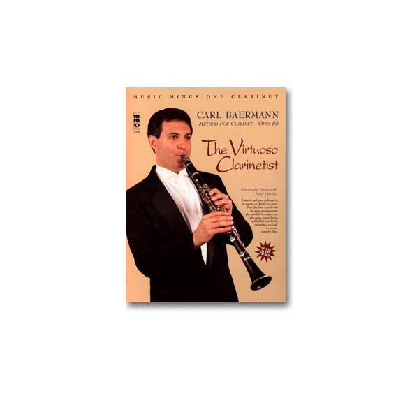 Virtuoso Clarinetist: Baermann, op. 63 (4 CD)