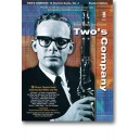 Twos Company: 16 Clarinet Duets w/Rhythm Section (Bob Wilber)