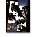 Twelve More Classic Jazz Standards: B-flat/E-flat/Bass Clef Parts (Digitally Remastered 2 CD Set)