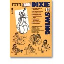From Dixie to Swing - Double Bass or Bass Guitar - Music Minus One