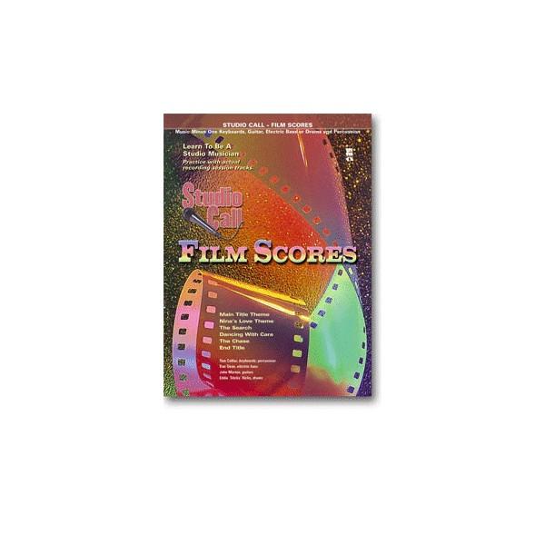 Studio Call: Film Scores (minus Drums)