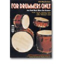 For Drummers Only: Jazz Band Music Minus One Drummer (New Digitally Remastered Edition)