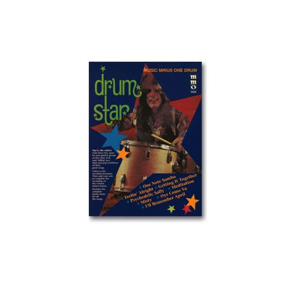 Drum Star Jazz Combos: Trios/Quartets/Quintets Minus You