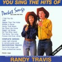 You Sing the Hits of Randy Travis